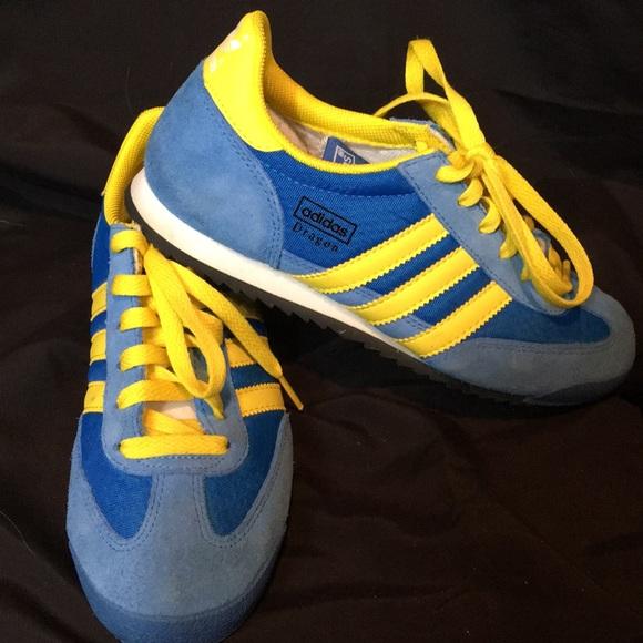 adidas Shoes | Adidas Dragon Boys Shoes
